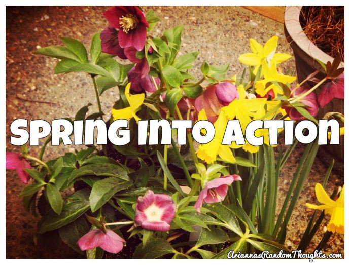 spring, arianna's random thoughts