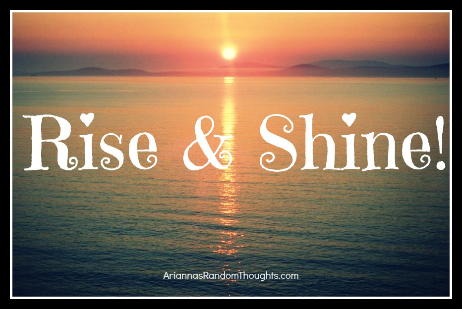 rise and shien