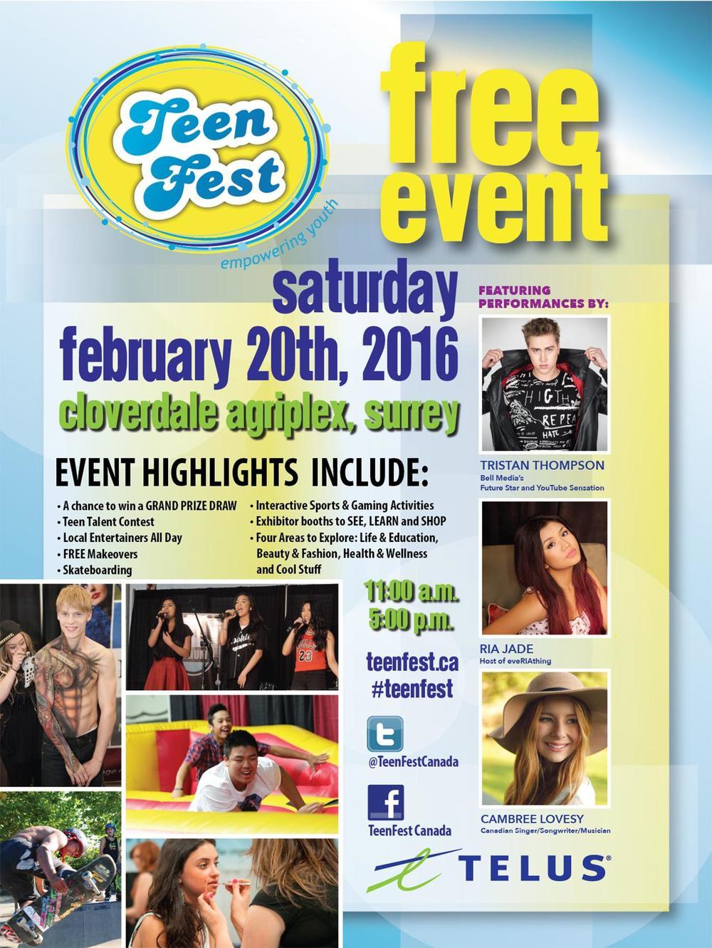 (c) TeenFest.ca