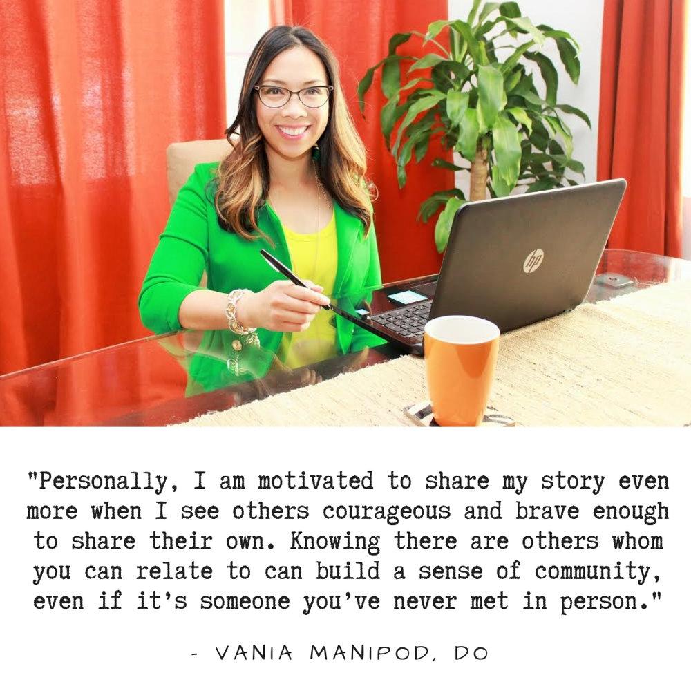 Vania Manipod, DO