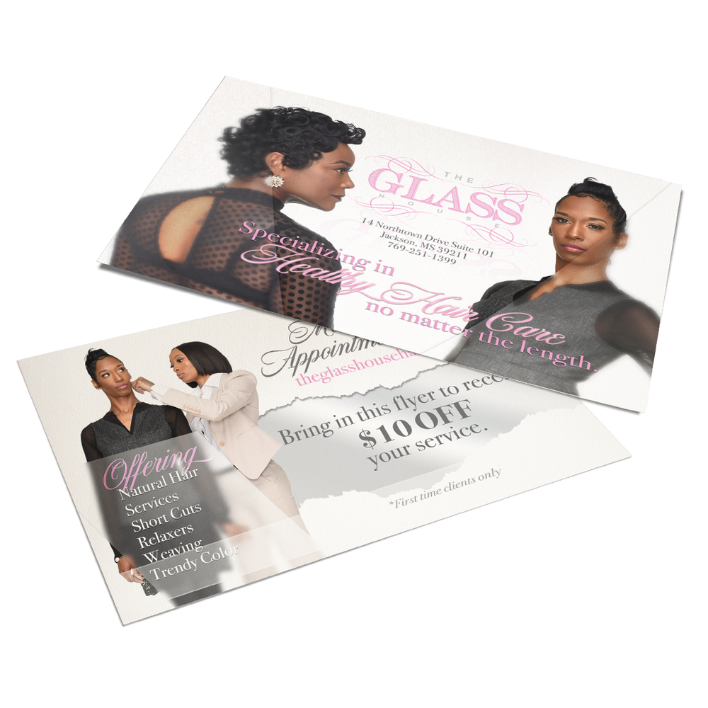 Postcard Design -