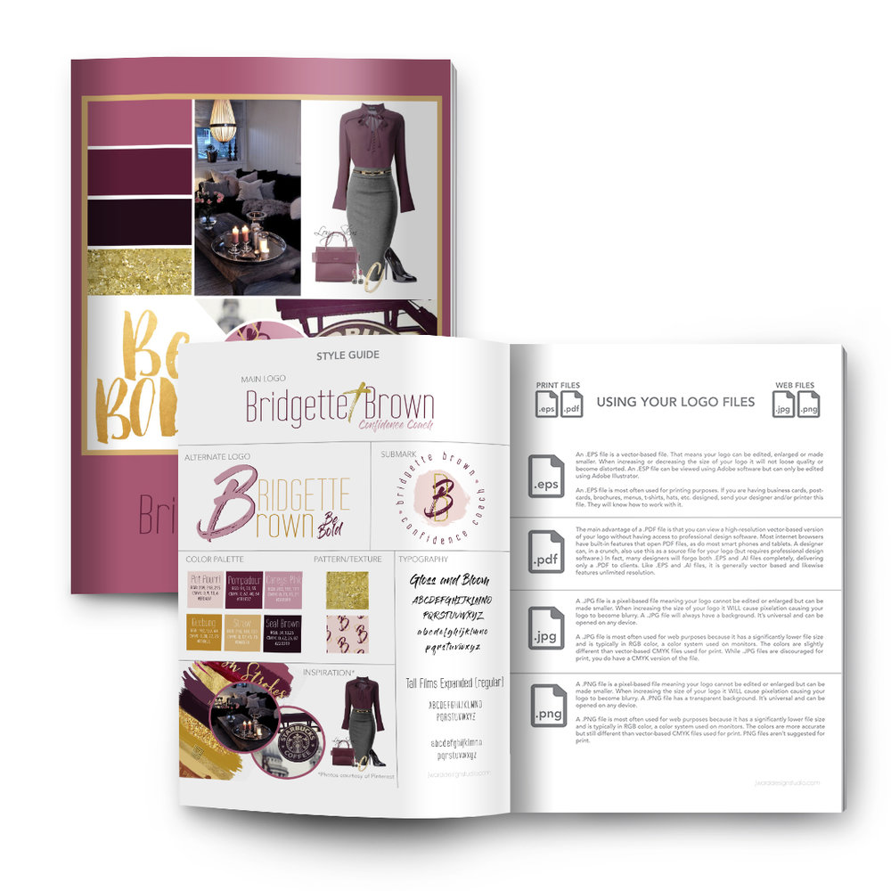 Chic Brand Design - Investment: 2 payments of $800or $1497 in fullTimeline: 2 weeks