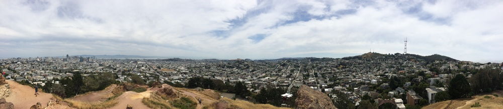 Corona Heights, sans Coronas