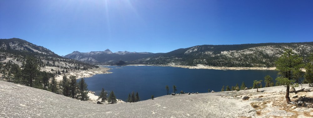 When you do get out of the city, it's totally worth it. Pictured: Labor Day weekend camping in Sierra National Park at Jackass Meadow.
