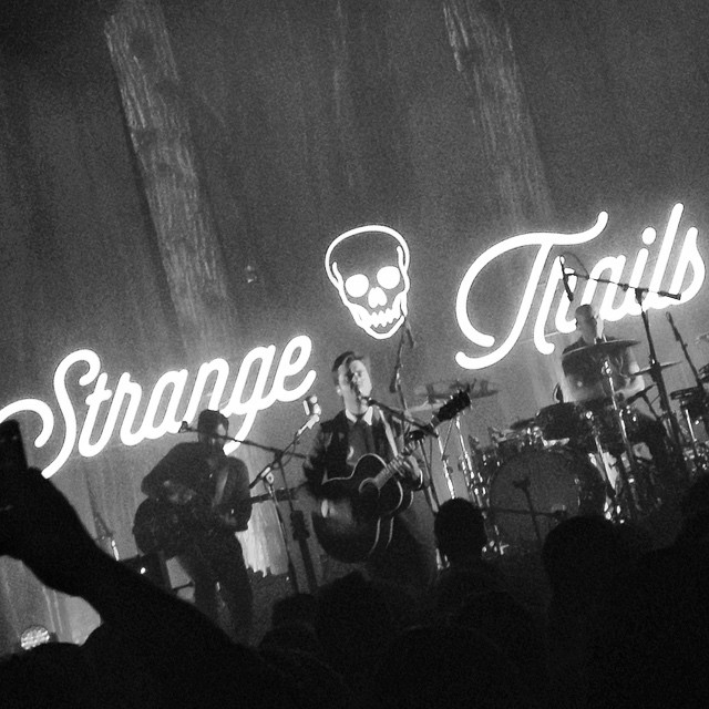 Lord Huron at 9:30 Club in DC circa 2015. Photo cred: probably my iPhone 5.