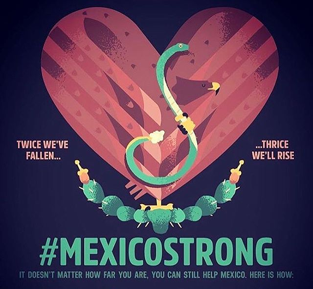 At Harbor Breakfast we're taking donations for Mexico's earthquake  Please help us with -Pillows -Construction helmets and gloves -Blankets -Dog Food  All your donations will be delivered to Tijuana's collection center and from there, on  to Mexico City.  #mexicostrong #prayformexico #donationsformexicosearthquakevictims #littleitaly #littleitalysd #sandiego #mexicocity #mexico