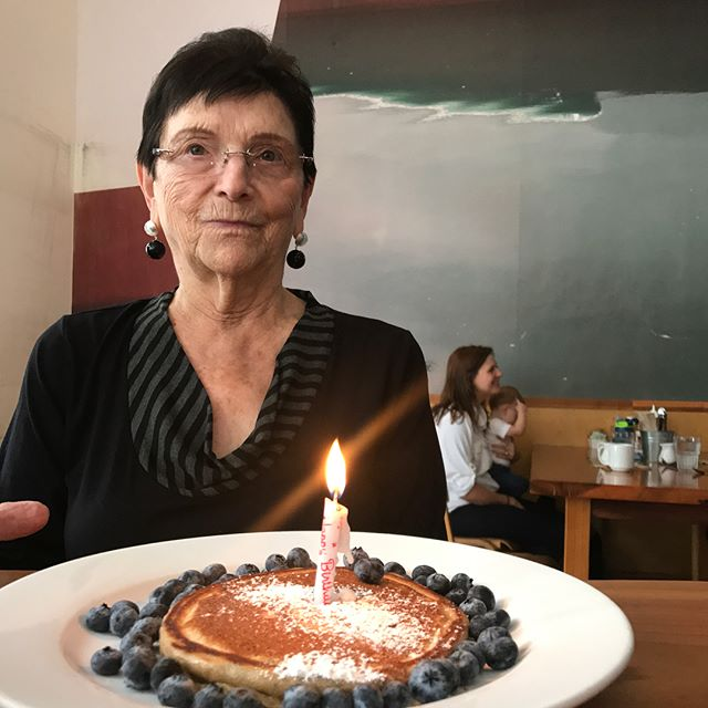 Forever in our hearts ♥️ Dorothy Davidian, breakfast won't be the same without you 🙁 - - #littleitalysd #littleitalysandiego