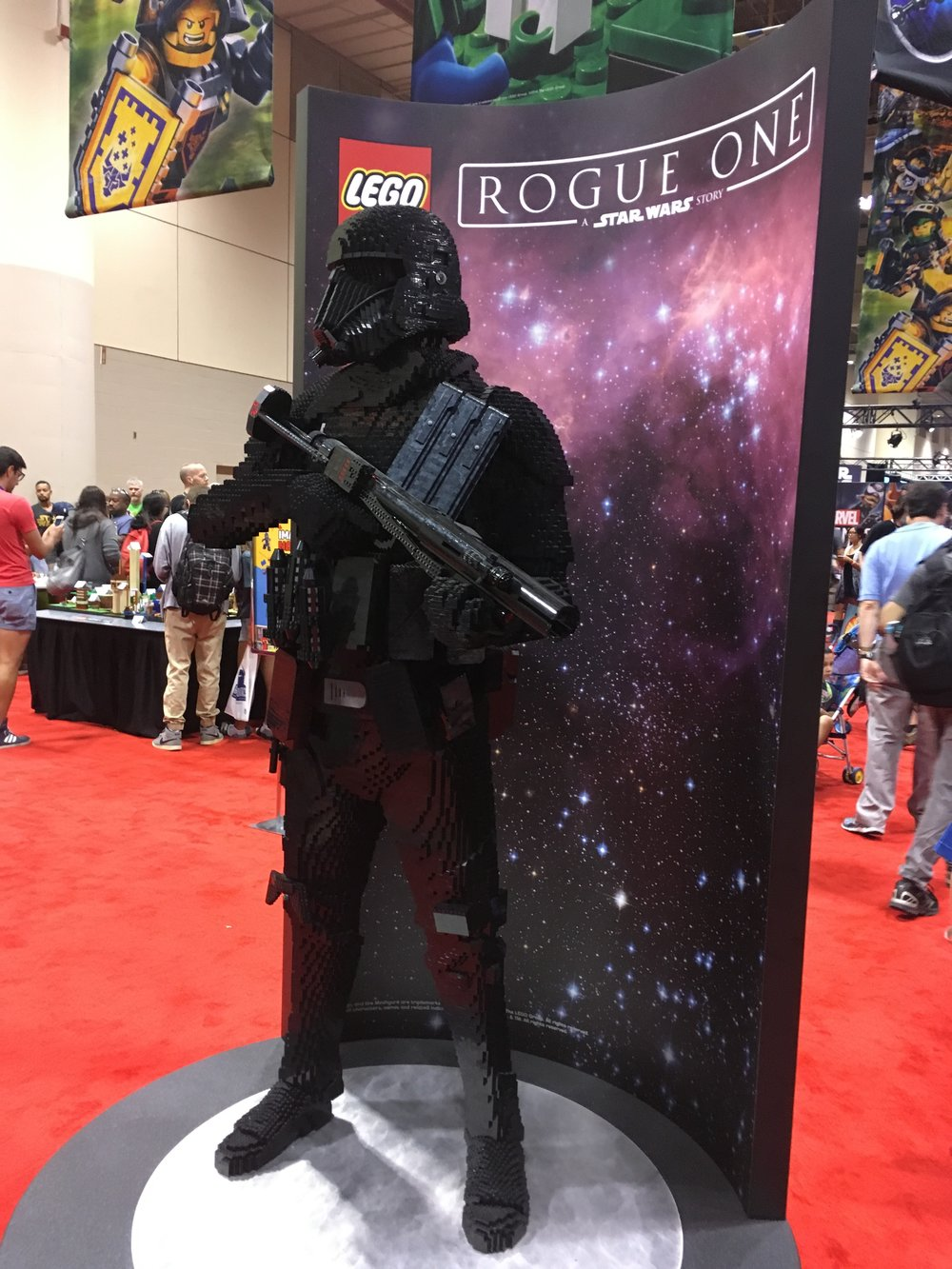 LEGO Imperial Death Trooper!