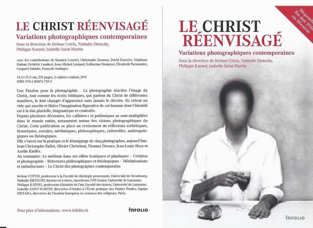 Le Christ envisage  cover