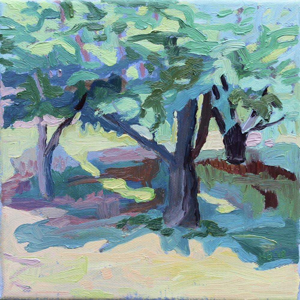 Three Trees / Tři stromy