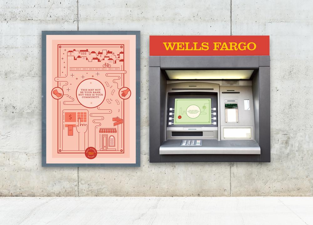 Wells Fargo Outdoor