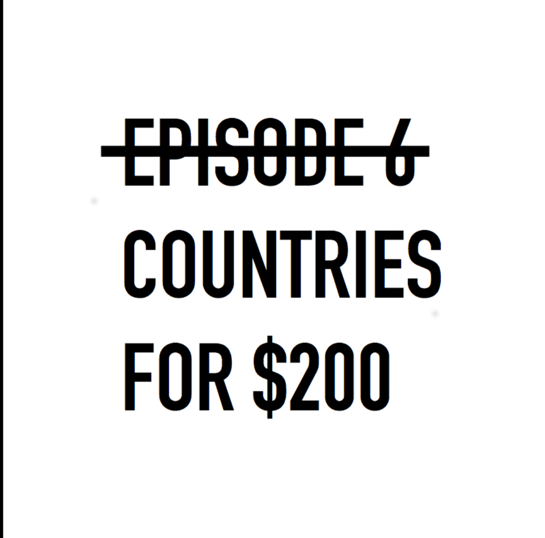 Episode  Countries For   Hyphen