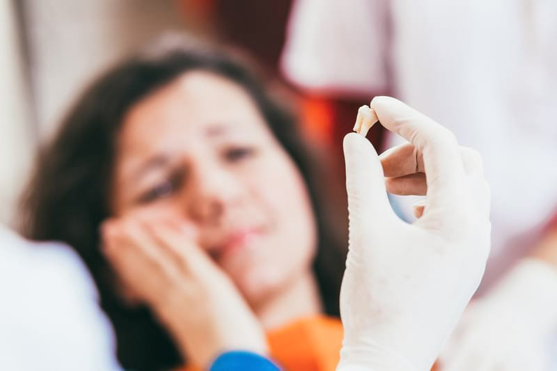 What to do after your tooth extraction