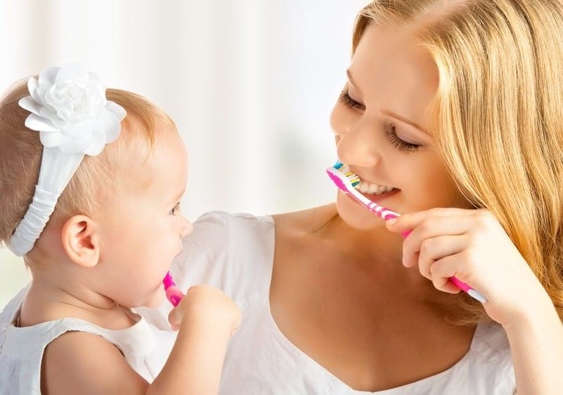 Is it dangerous for my child to swallow toothpaste