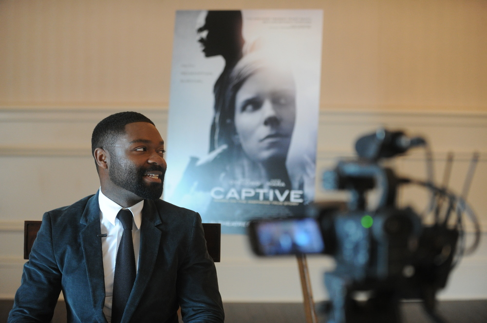 Behind the Scenes: David Oyelowo