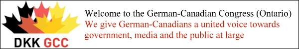 German-Canadian Congress - Ontario