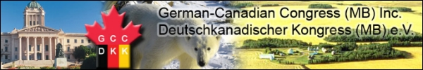 German-Canadian Congress - Manitoba