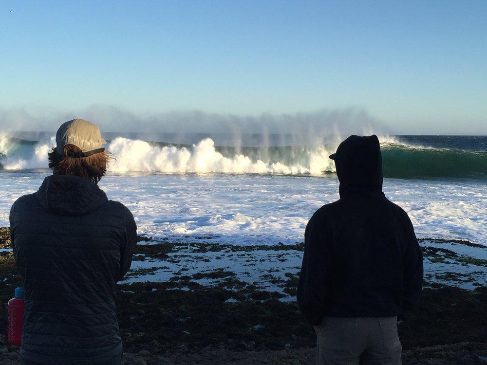Open Ocean...