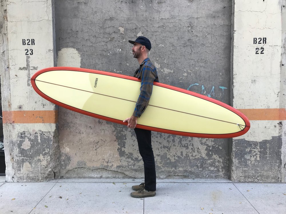"8'0"" Continental"