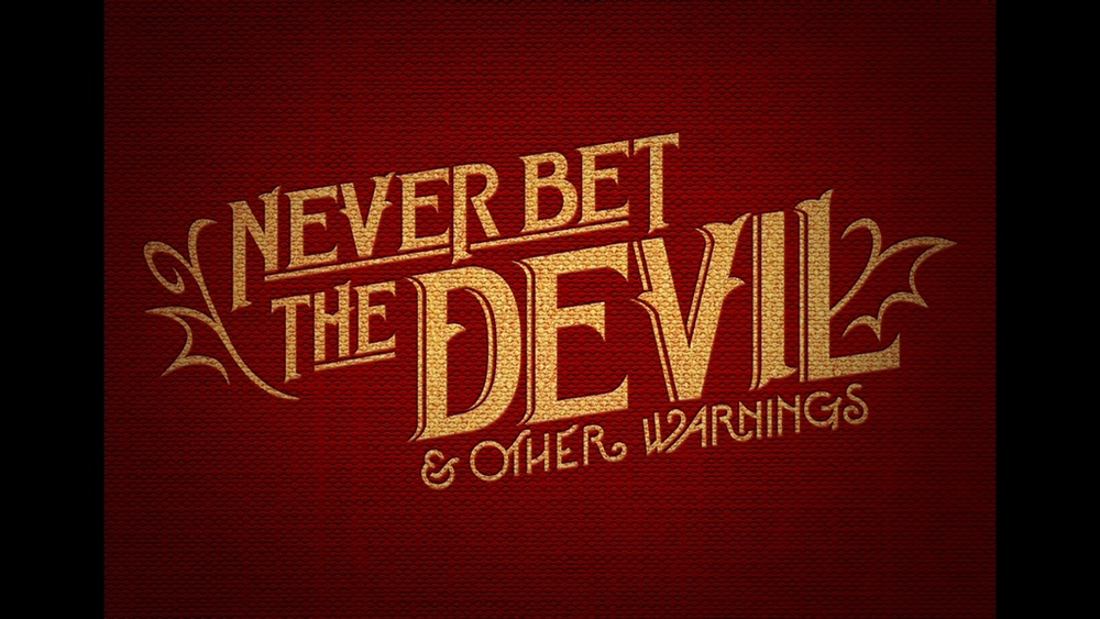 NEVER BET THE DEVIL & OTHER WARNINGS, now on Kickstarter! Black Hill and ten other stories by Orrin Grey are collected in this premium hardcover edition, illustrated by M.S. Corley.  Live on Kickstarter  now!