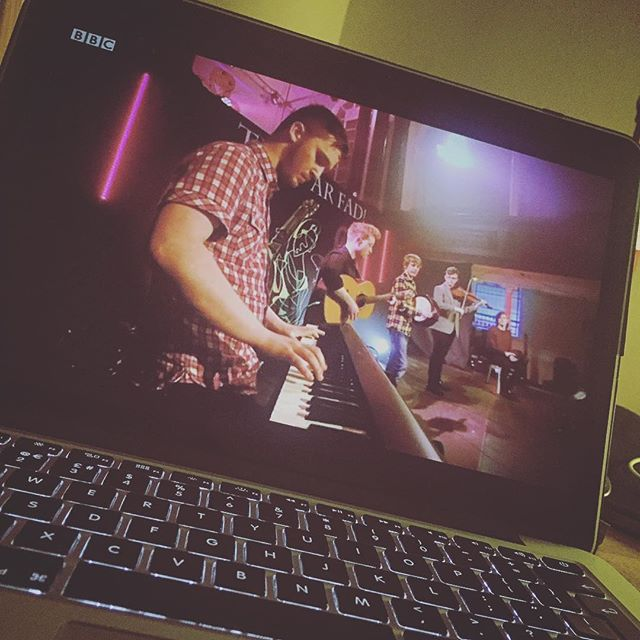 Check us out on BBC 2's Trad Ar Fad - Episode 2 tonight! Catch us on BBC iPlayer if you missed it! Feel free to share!