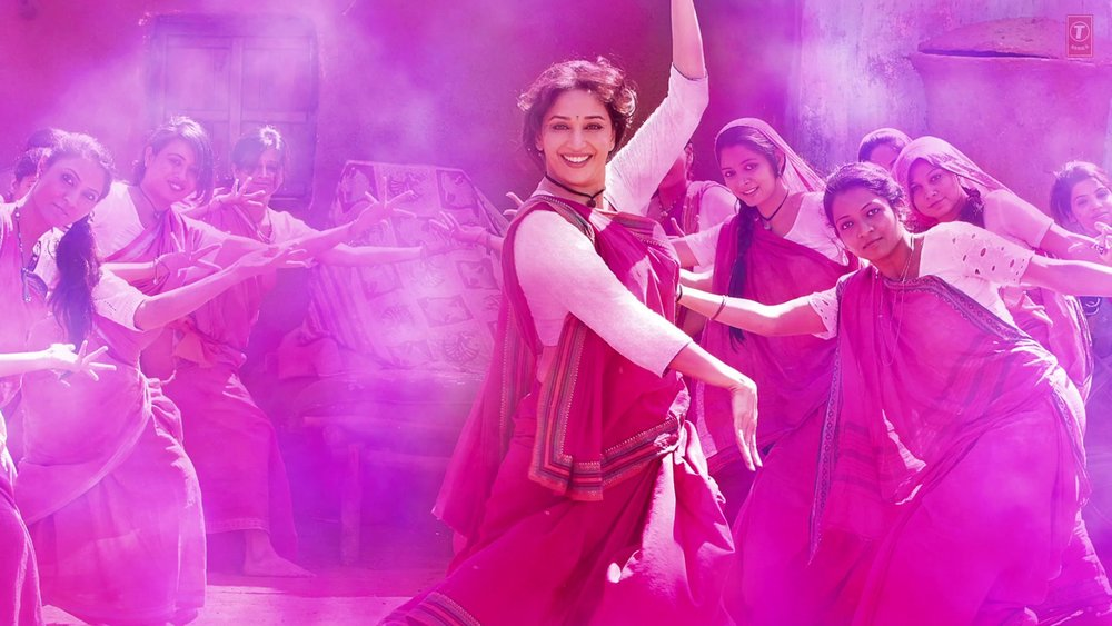 A musical scene in Gulaab Gang