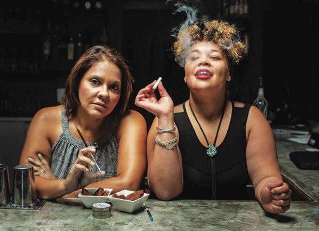The ladies of DC Taste Buds