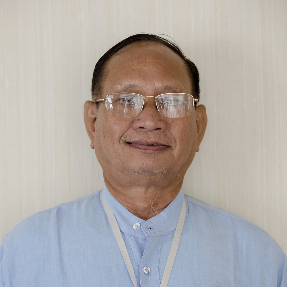 Soe Tun - Myanmar Shrimp AssociationASIC Shrimp Steering Committee, ASIC Executive Committee