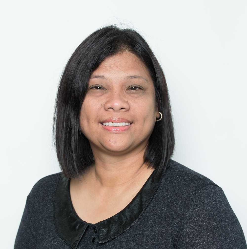 Rosanna Bernadette Contreras - Socskargen Federation of Fishing & amp; Allied Ind., Inc. ASIC Chair, ASIC Executive Committee, ASIC Shrimp Steering Committee, ASIC Fish Steering Committee
