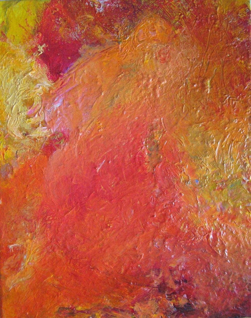 Nanna Jalkanen Lovesong, 2007, öljy kankaalle, oil on canvas 30x24 hinta 800€.jpg