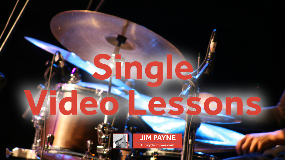 Single Video Lessons