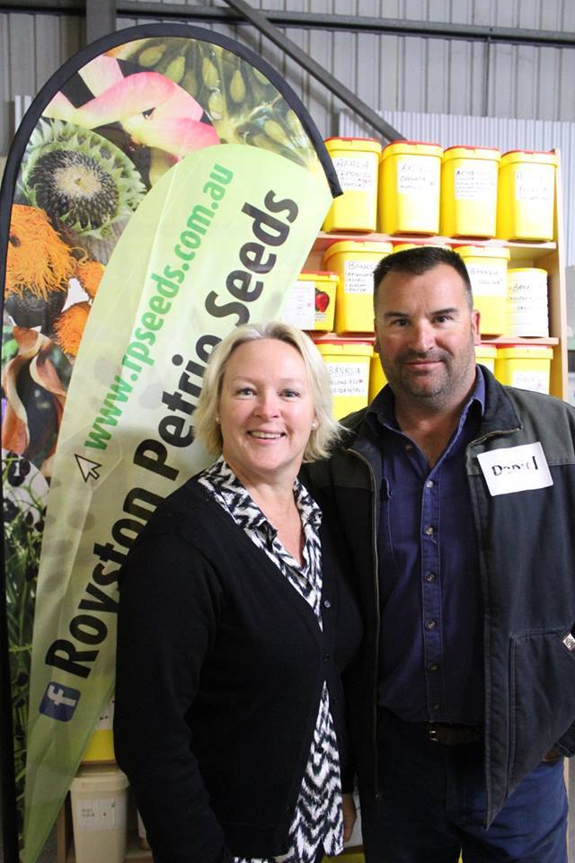Business After Hours Event hosted by Royston Petrie Seeds - May 2016
