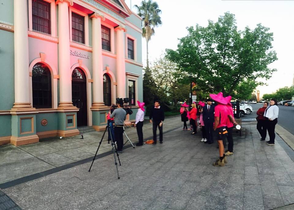 Pink up Mudgee Hannaford.jpg