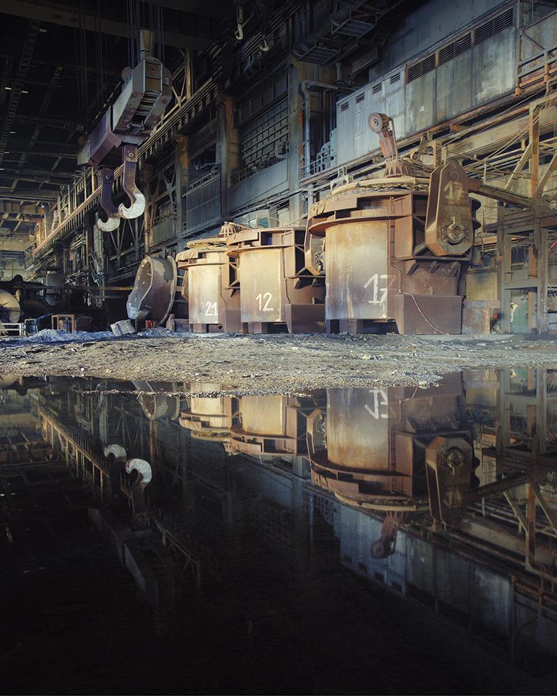 Industrial Reflections II