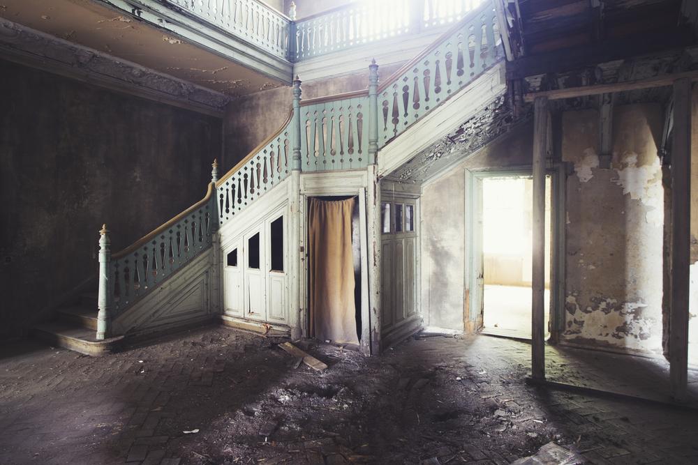 Wonka's Mansion