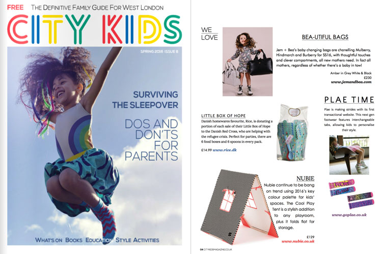 City Kids West - Spring issue 08 - Jem + Bea Amber features on news page.jpg