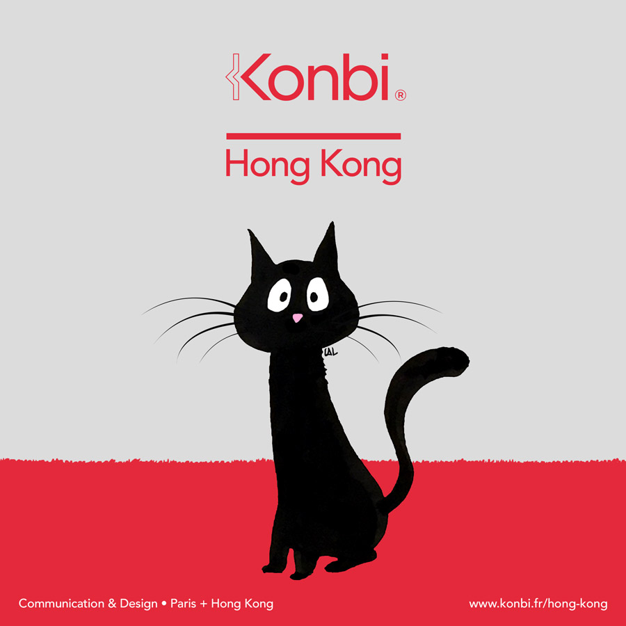 Konbi studio is a branding & digital agency based in Paris, with offices in Hong Kong (China) and Angers (France)