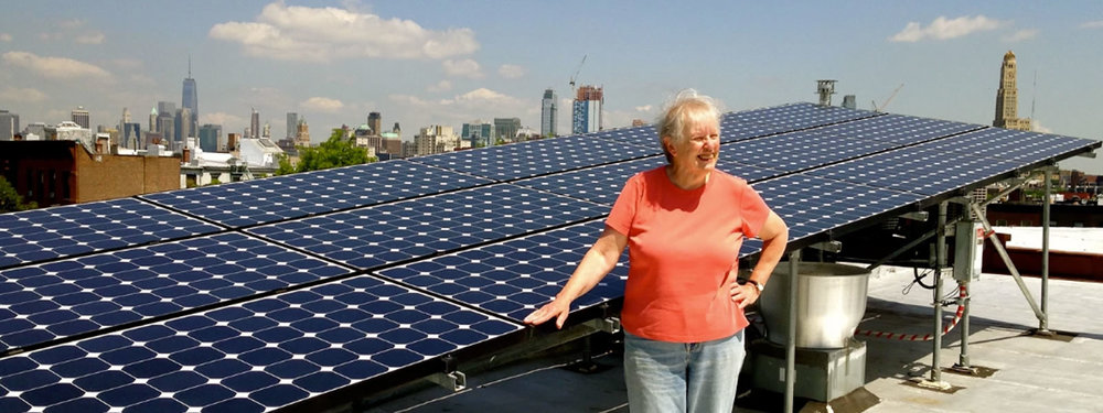 Brooklyn Microgrid, Photo: LO3 Energy