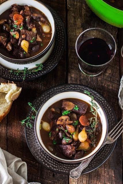 法國代表:紅酒燉牛肉Boeuf Bourguignon3.jpg