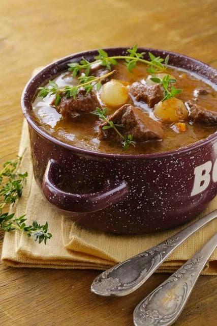 法國代表:紅酒燉牛肉Boeuf Bourguignon.jpg