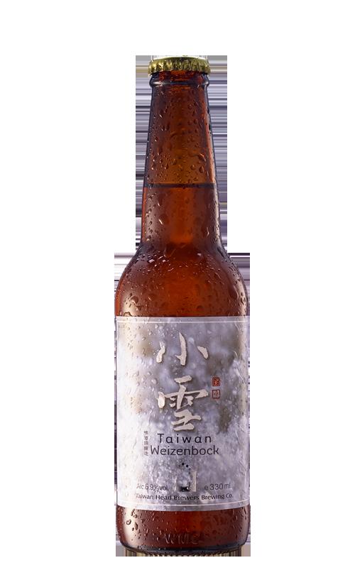 啤酒頭 - 小雪啤酒