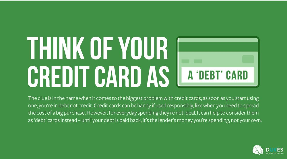 7. Think of your credit card as a debt card - Dukes.jpg