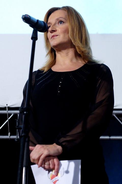 Daniela Drtinová předala cenu v kategorii Osobnost