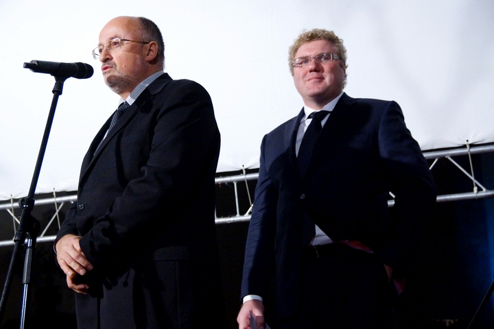 Jiří Svoboda, náměstek generálního ředitele ČRo, promluvil o svých zkušenostech s romskou inkluzí v médiích.