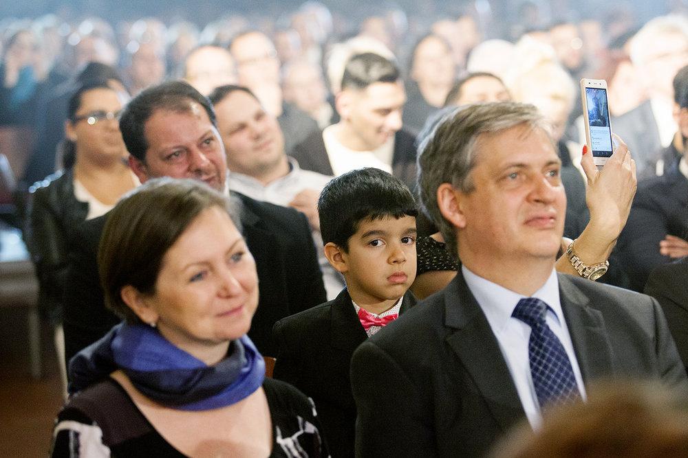 Hosté (Jiří Dienstbier) a nominovaní či jejich zástupci.