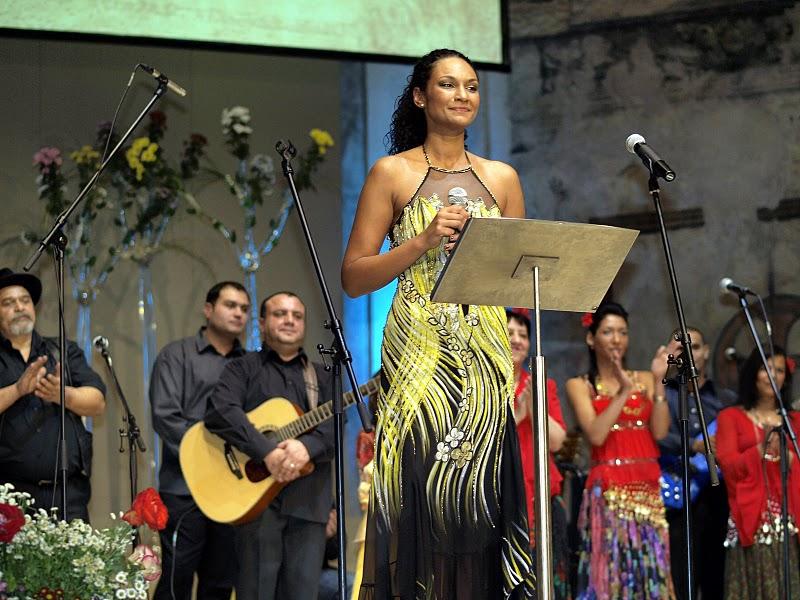 Slavnostní večer moderovala Lejla Abbasová.