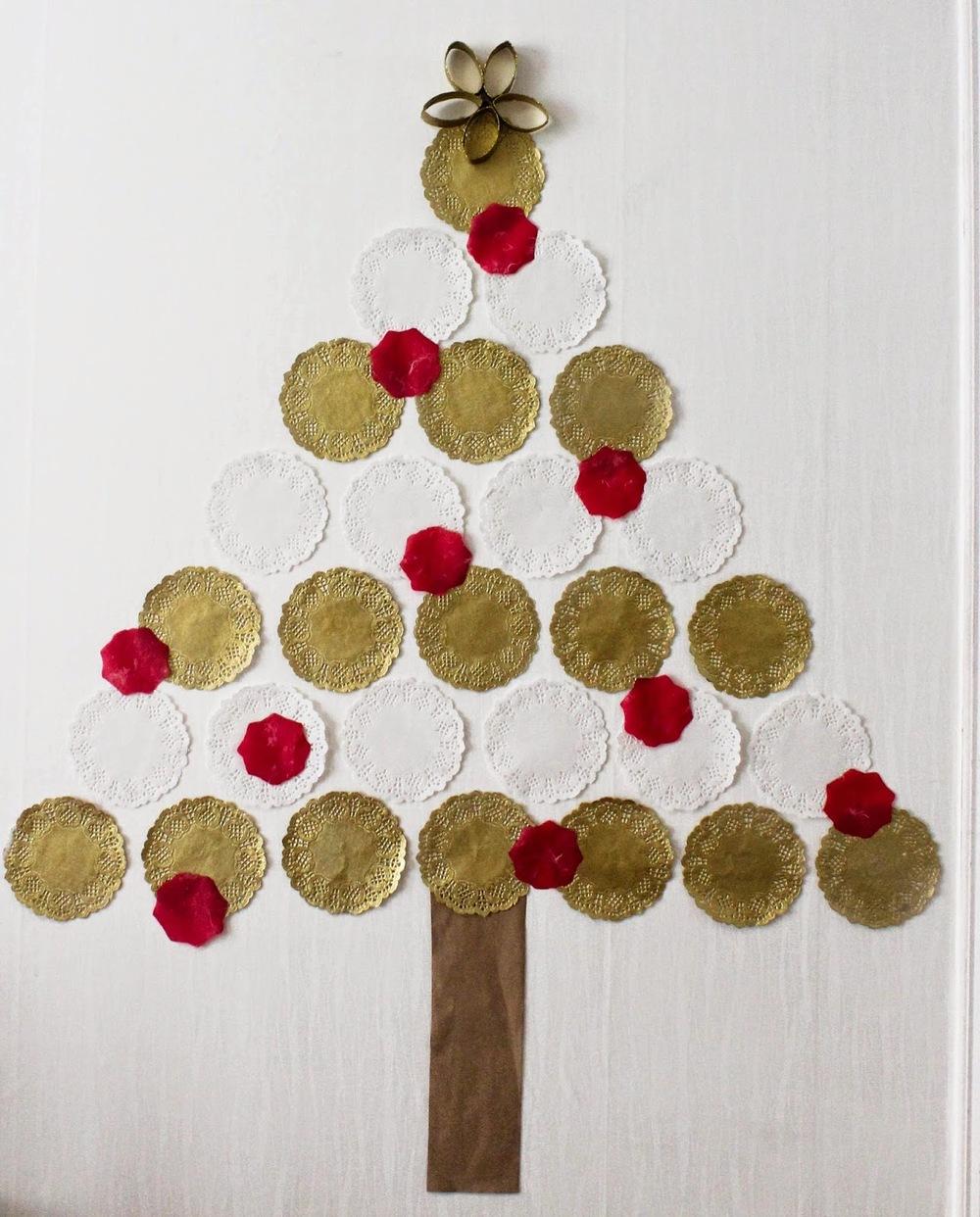 Easy DIY Christmas Tree — Handfuls of Moments {Travel & Lifestyle Blog}