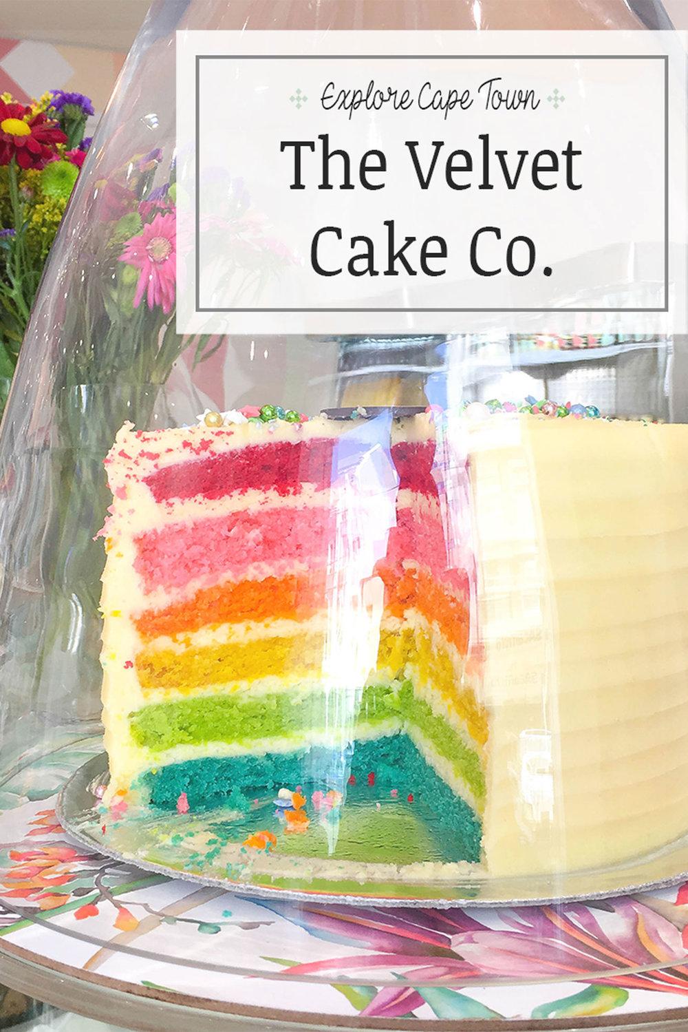 The Velvet Cake Co
