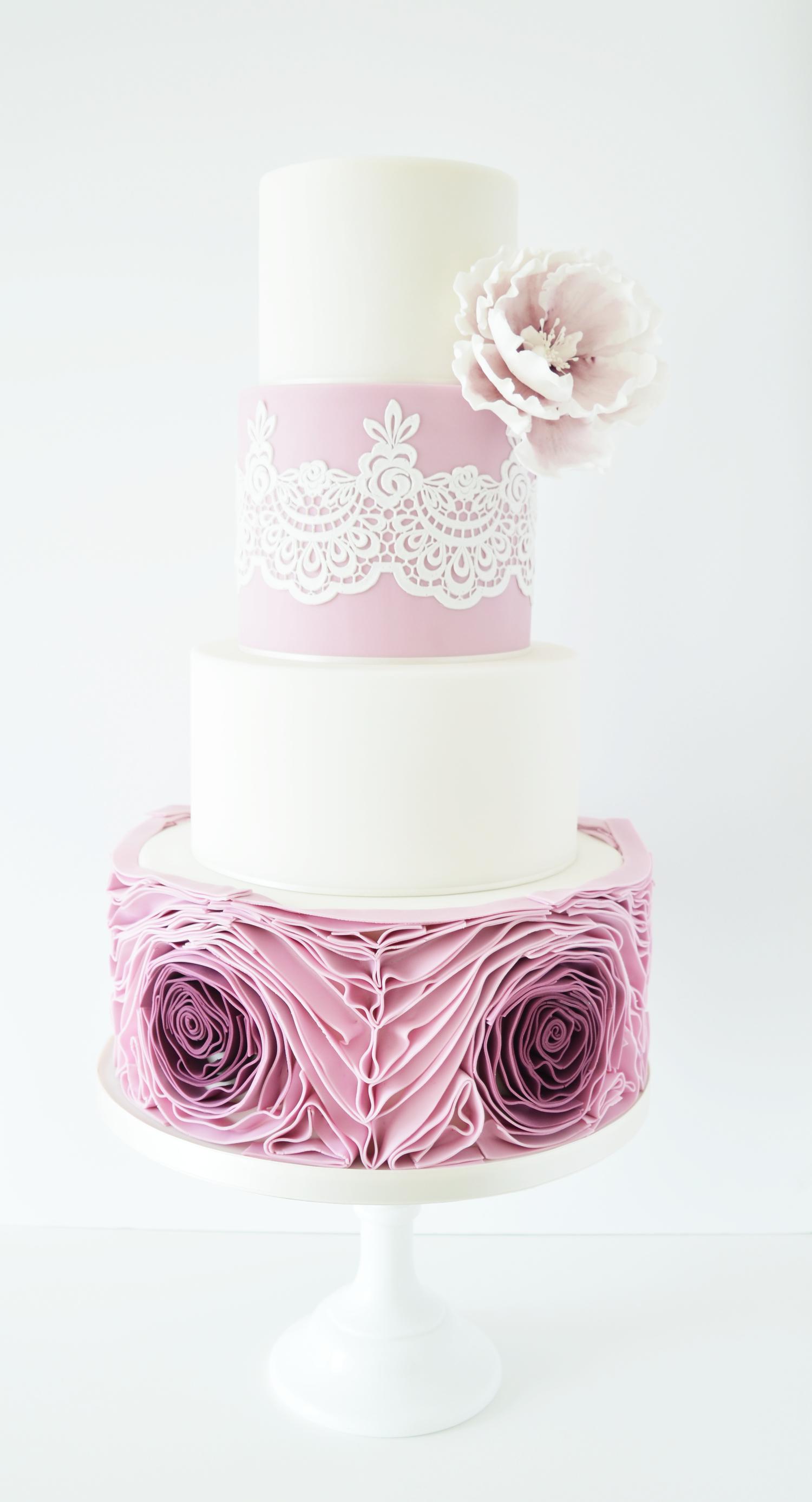 Wedding Cake Gallery — Suzanne Esper Cakes