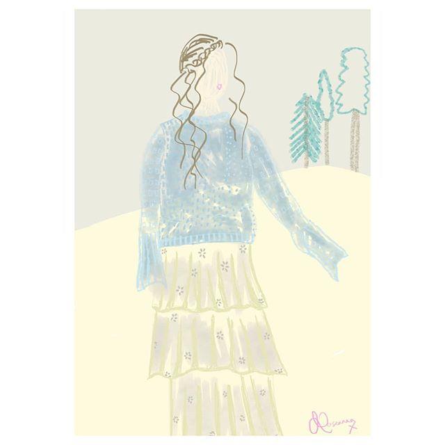 Little blue jumper ♥️